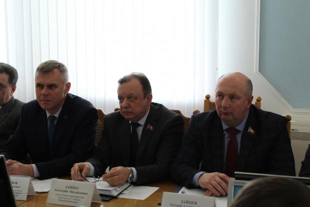 Заседание администрации Московского района