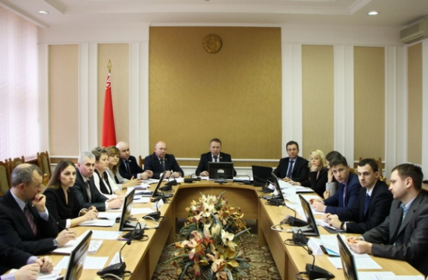 На заседании рабочей группы по подготовке к рассмотрению во втором чтении проекта Закона Республики Беларусь «О защите персональных данных».